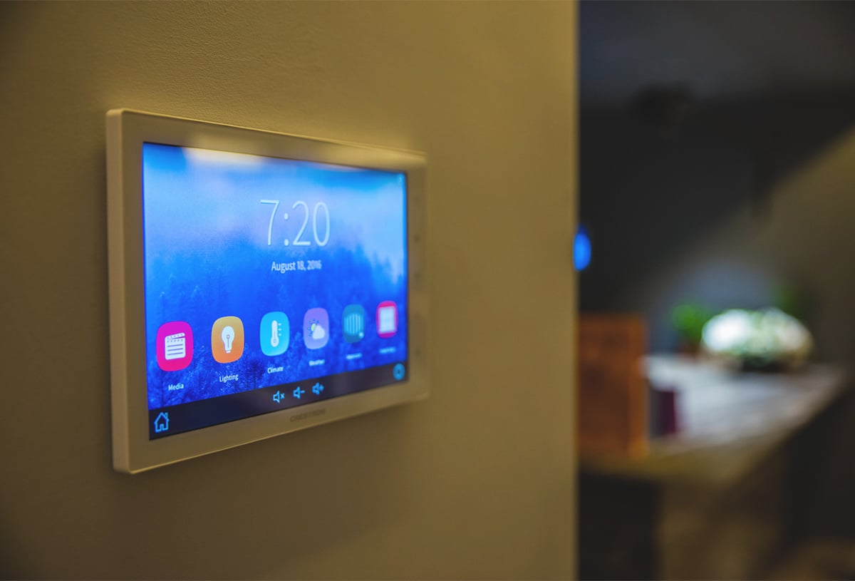 Complete-Control-Over-Your-Full-Home-Automation-with-Crestron Smart Home Vs Home Automation Vs Connected Home