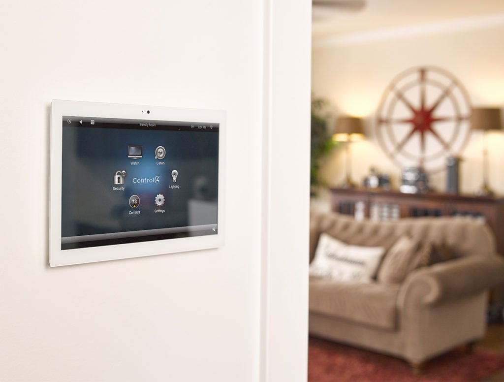 One Click Control Over Solution for your smart home
