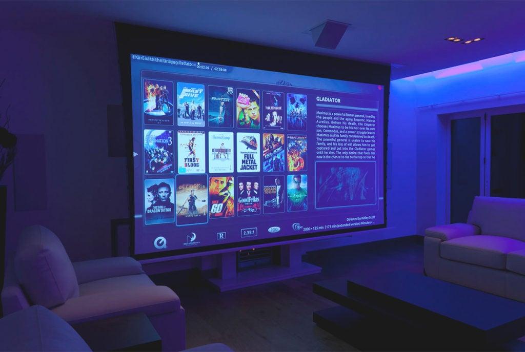 Home Automation Audio Visual Design, distribution & Installations