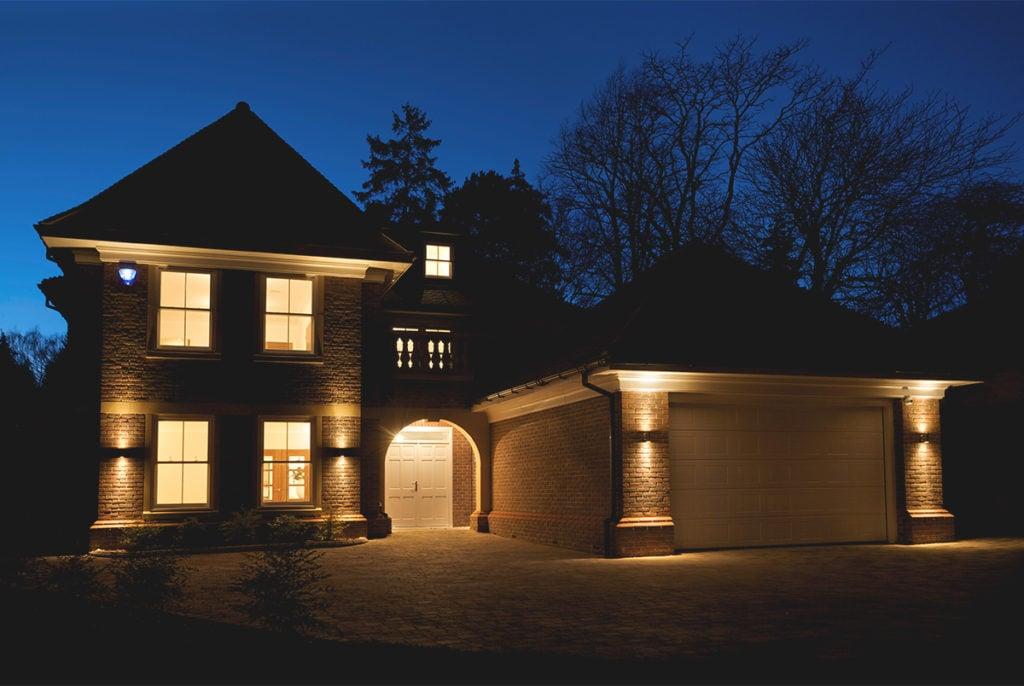 Whole House intelligent Lutron Lighting System