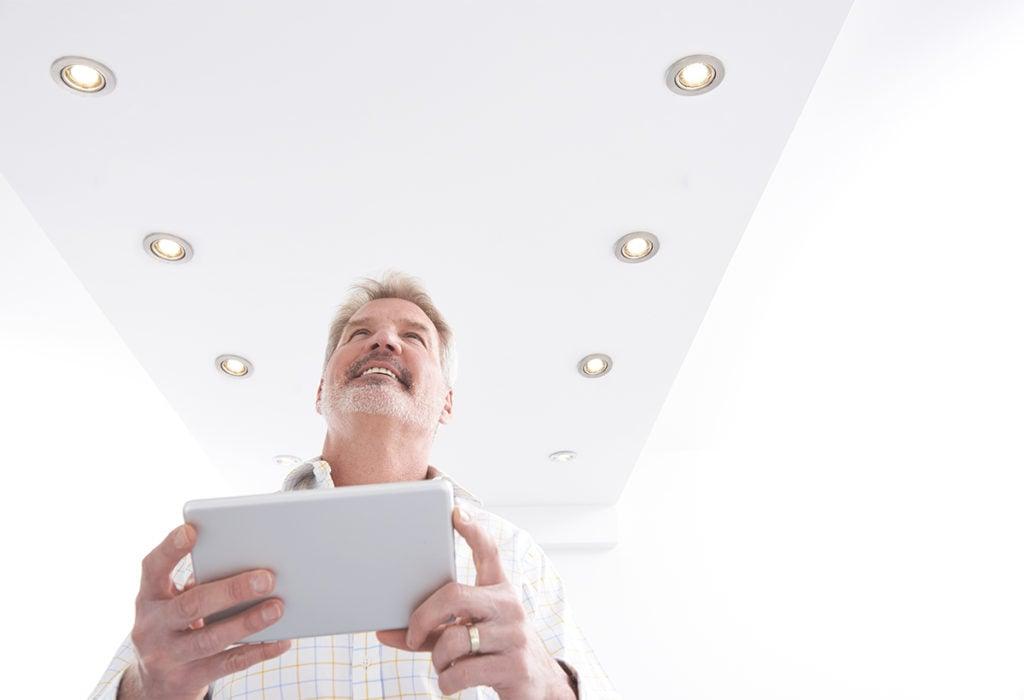 Smart Home Lighting Control