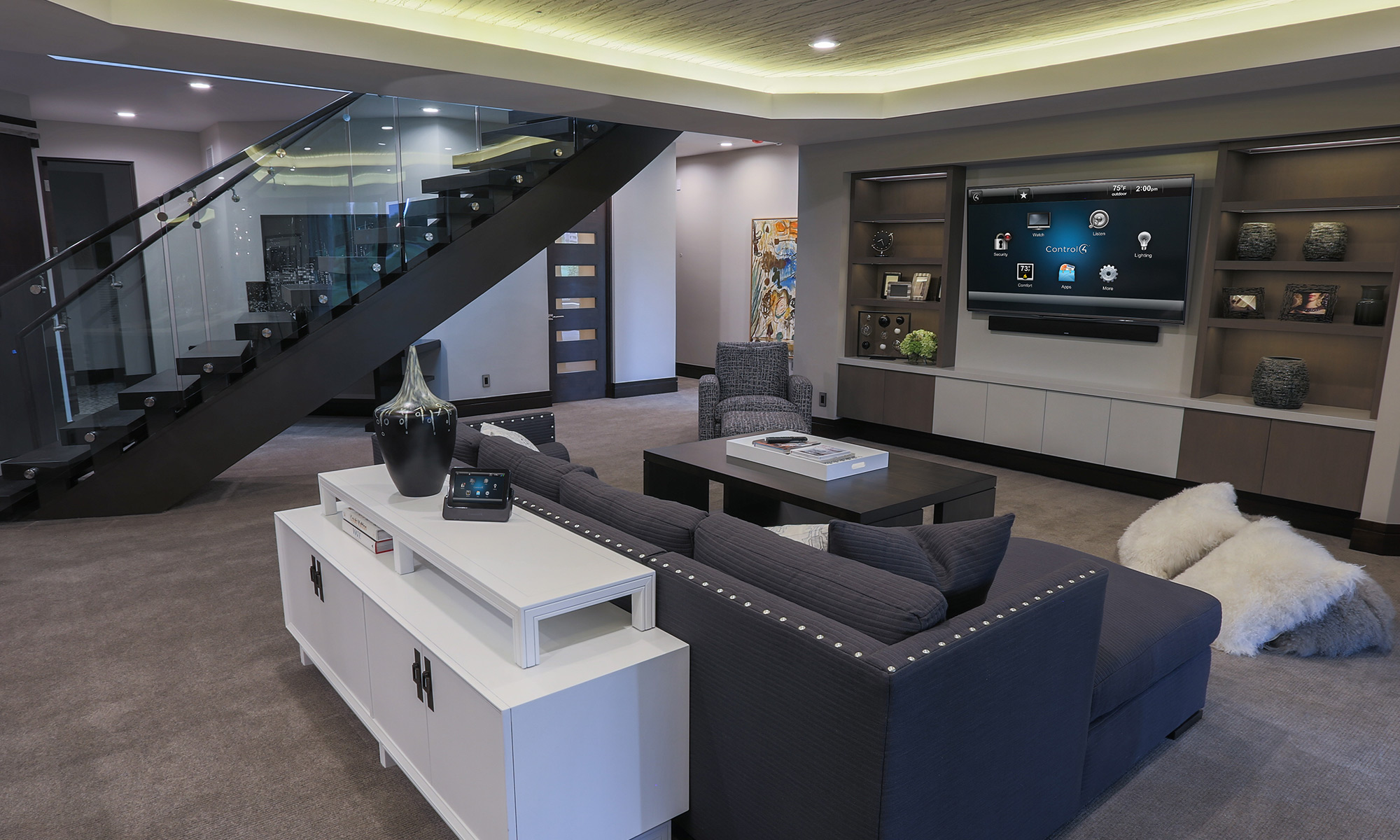 Header Combining Stunning Interior Design with Innovative Smart Technology: The Easier Way to Enjoy the Best of Both Worlds