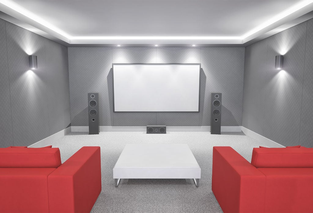 Home Cinema Room Design for Cinema like feel in your own home