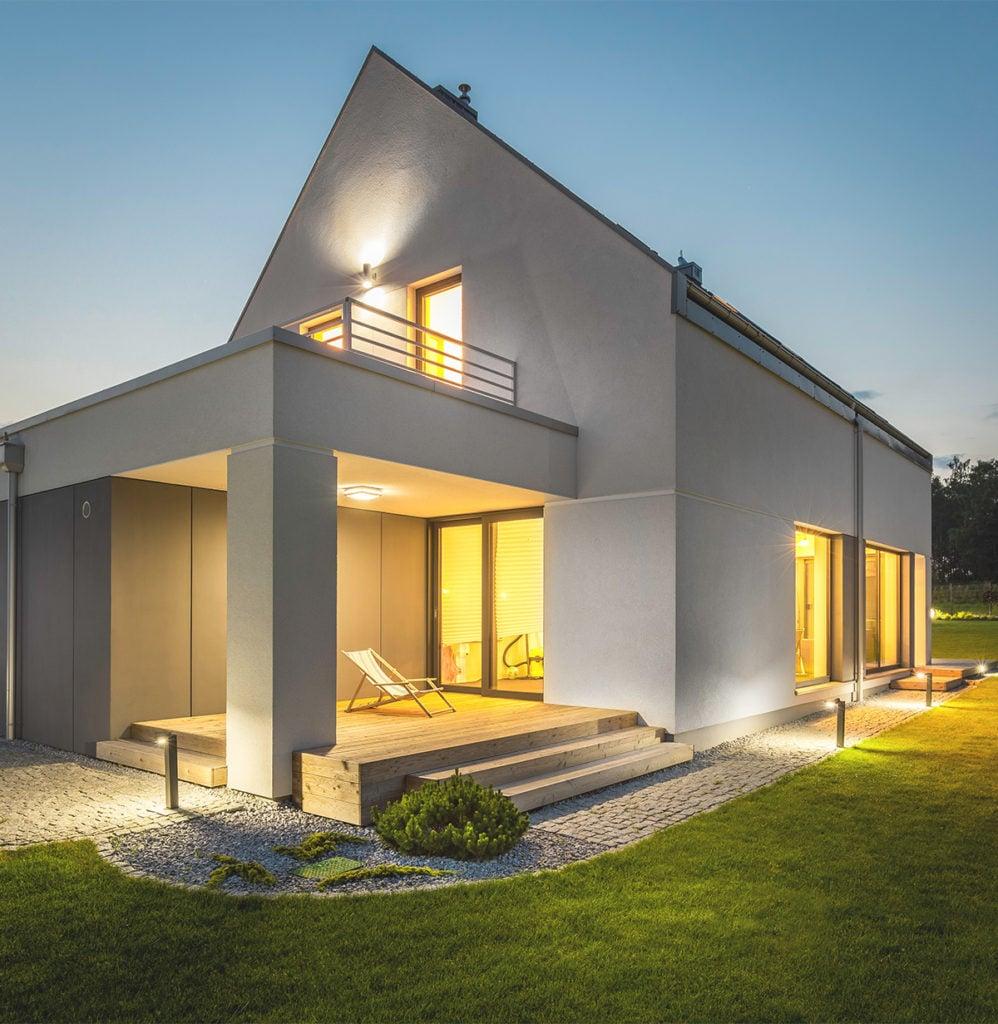 Smart Home Lighting Design