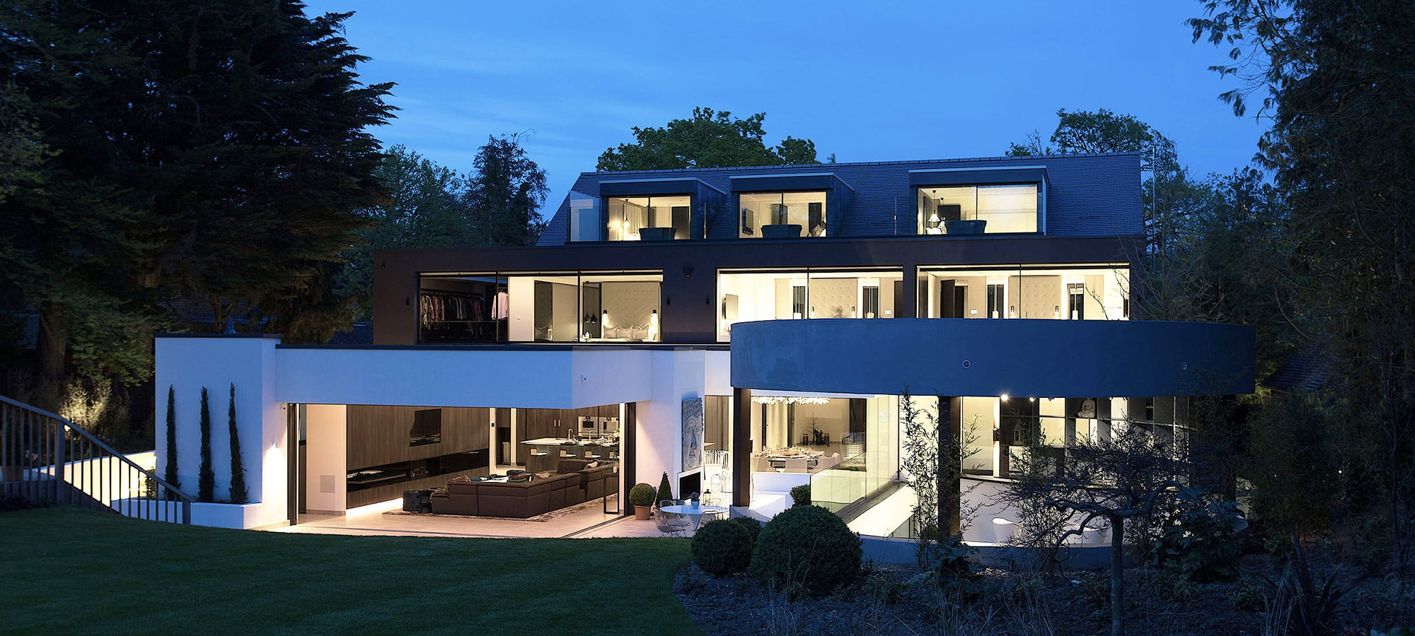Lutron-Home-Automation-System Pro Install AV Celebrate Success With Award-Winning Home Automation Installation