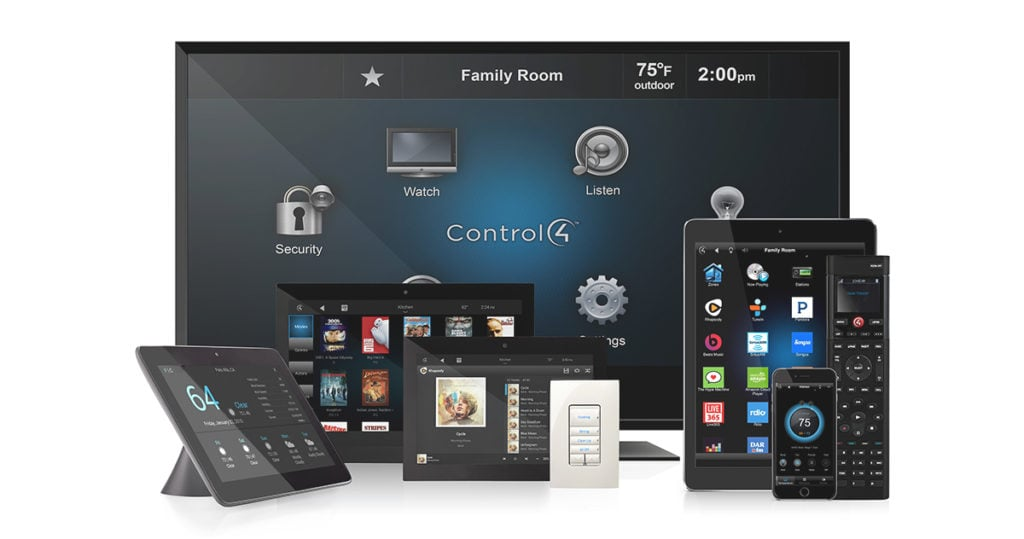 Whole home Automation Services