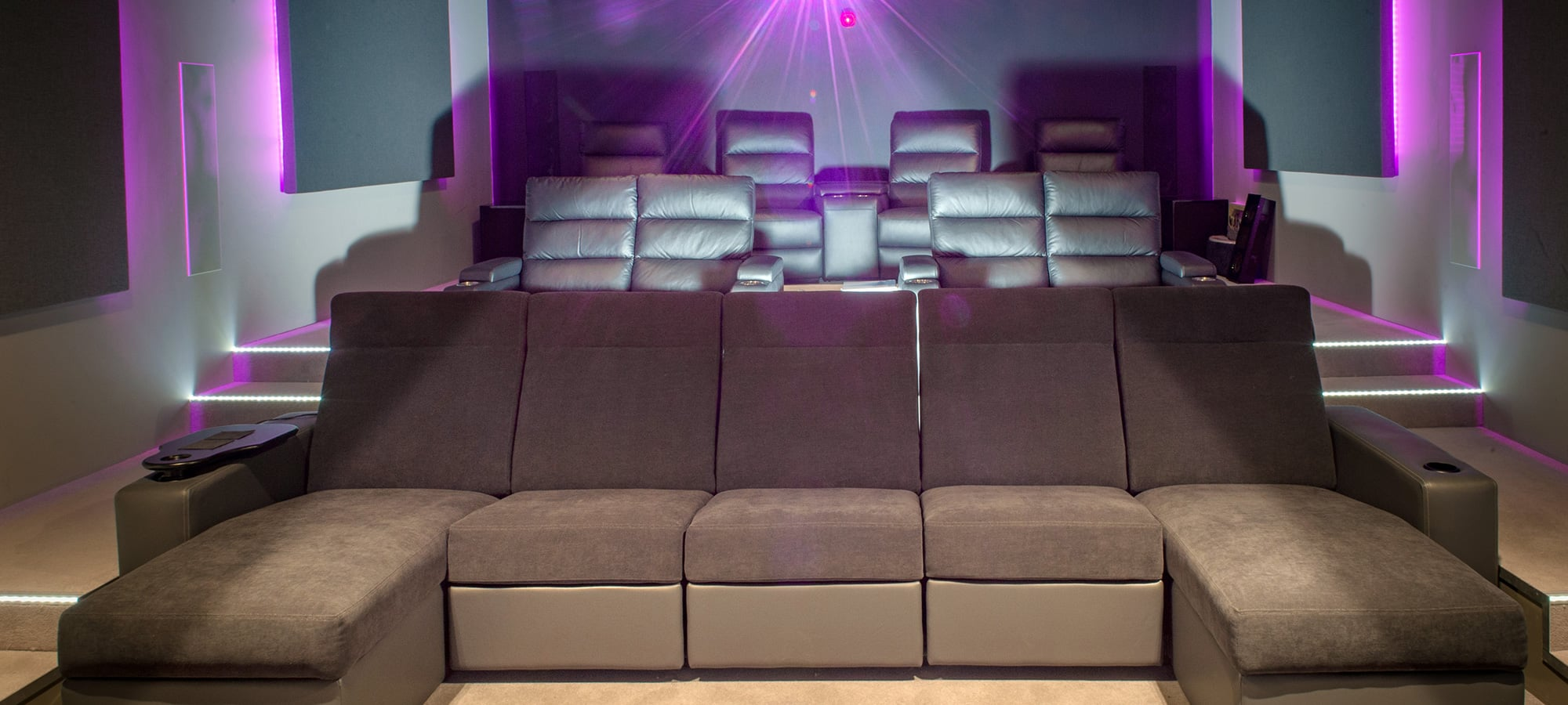 Seating Planning a Bespoke Home Cinema Installation: Your Complete Beginners' Guide