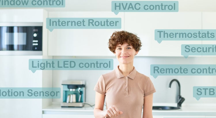 Whole Home Automation Installation