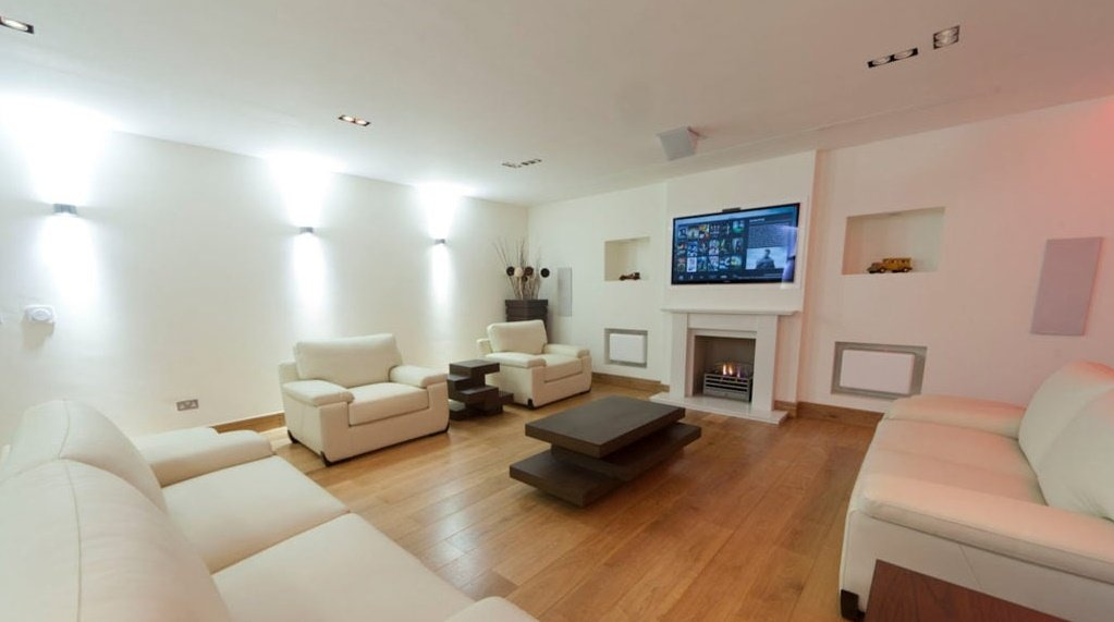 home-cinema-design Crestron Home Automation Trends 2018