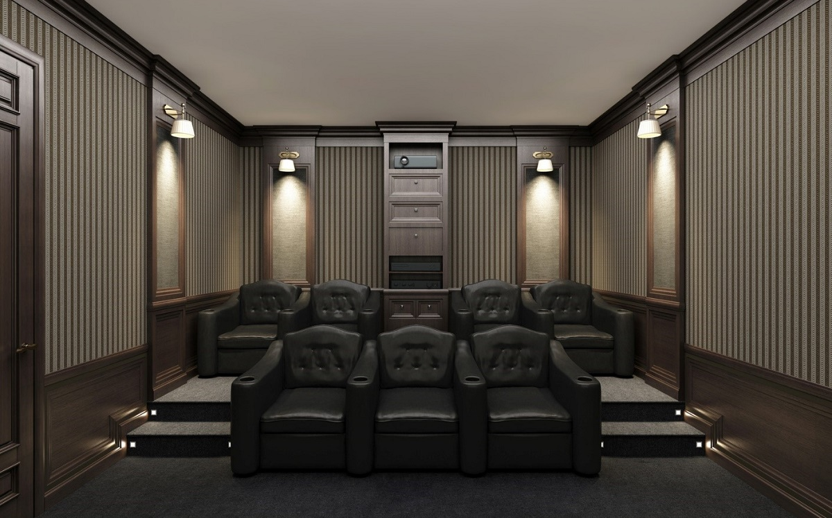 Home Cinema Trends 2017u0027s Top Home Cinema Design Trends