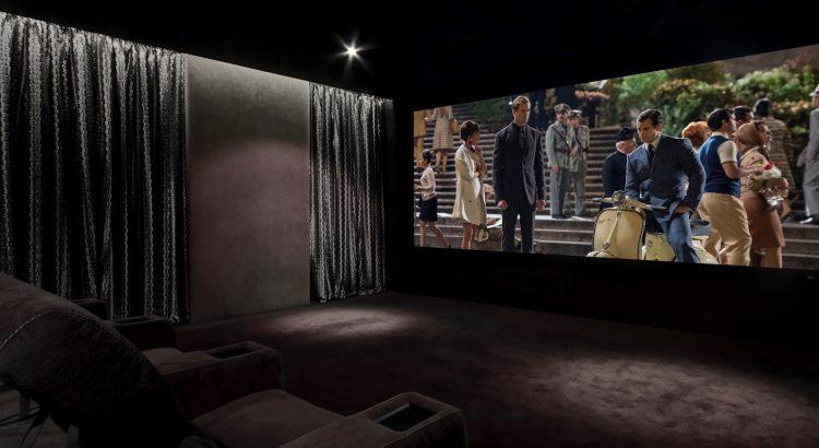 Home Cinema Lighting