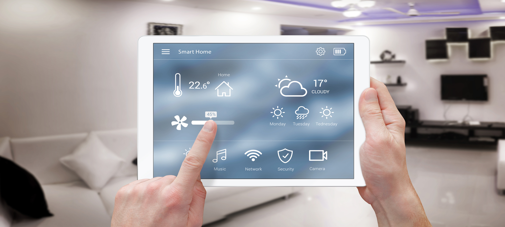 home-automation How Smart Home Automation Can Help You Stay Safe and Stay Healthy This Summer