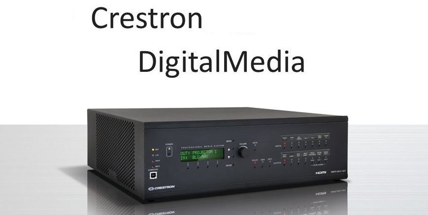 Crestron-DigitalMedia Make Your Kitchen the Heart of Your Home With These Top Crestron Home Automation Products