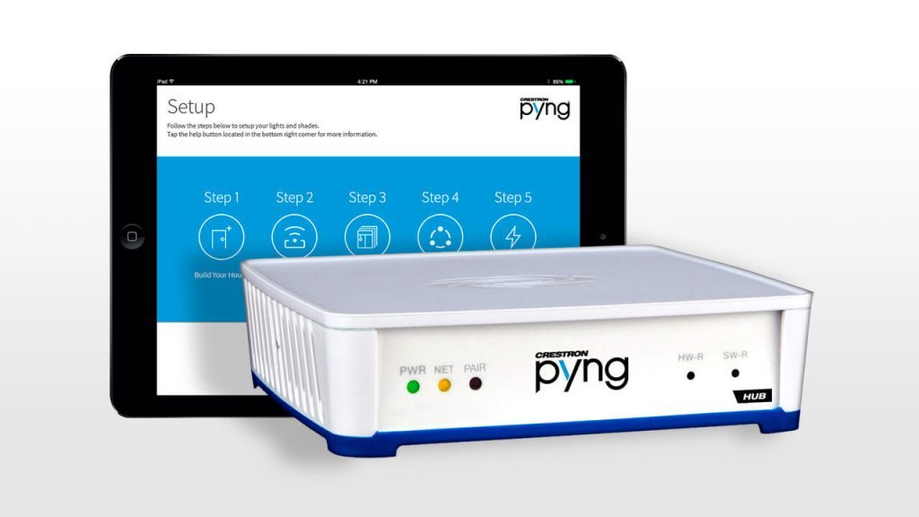 Crestron-Pyng Make Your Kitchen the Heart of Your Home With These Top Crestron Home Automation Products