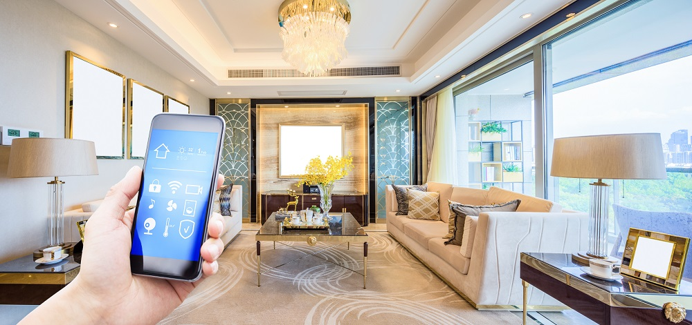 Smart-Home-Technology London's Top Crestron Dealers Reveal Our Five Bold Home Automation Predictions for 2018