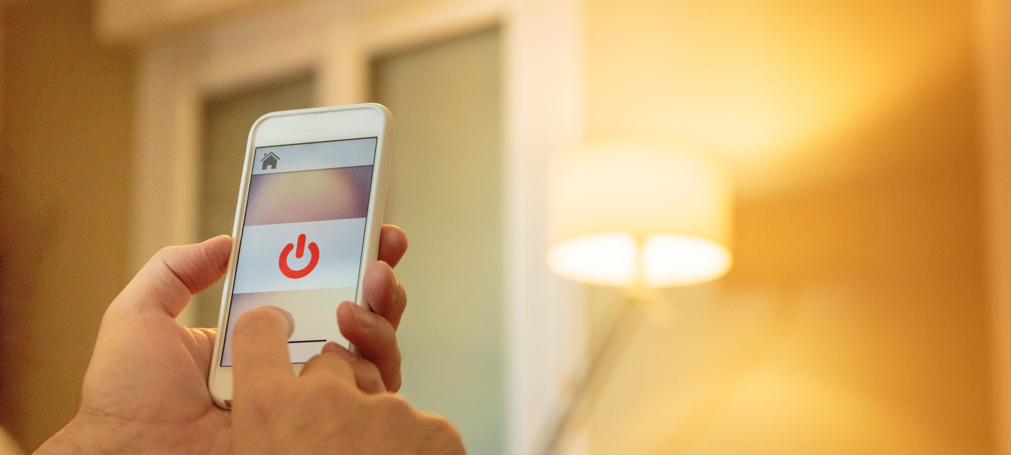 Home-Lighting-Control How Smart Home Automation Can Help You Stay Safe and Stay Healthy This Summer