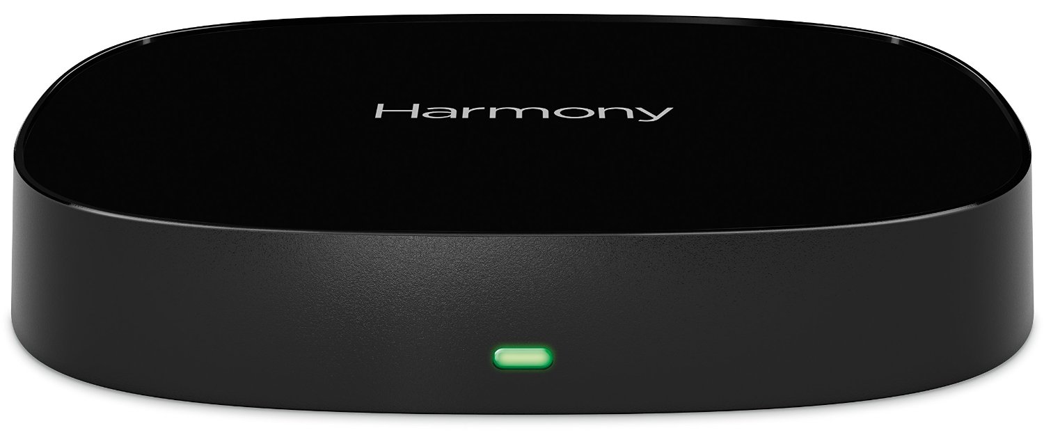 Logitech-Harmony-Home-Hub 5 Home Automation Products Compatible with Amazon Alexa
