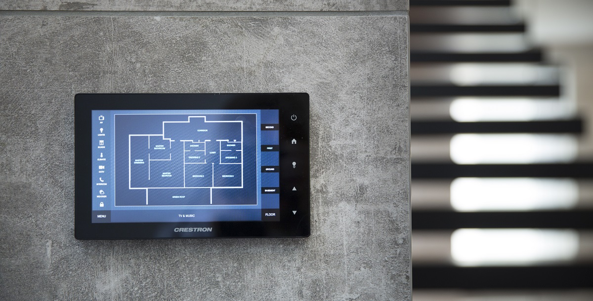 Creston-Home-Automation-London Crestron Home Automation Trends 2018