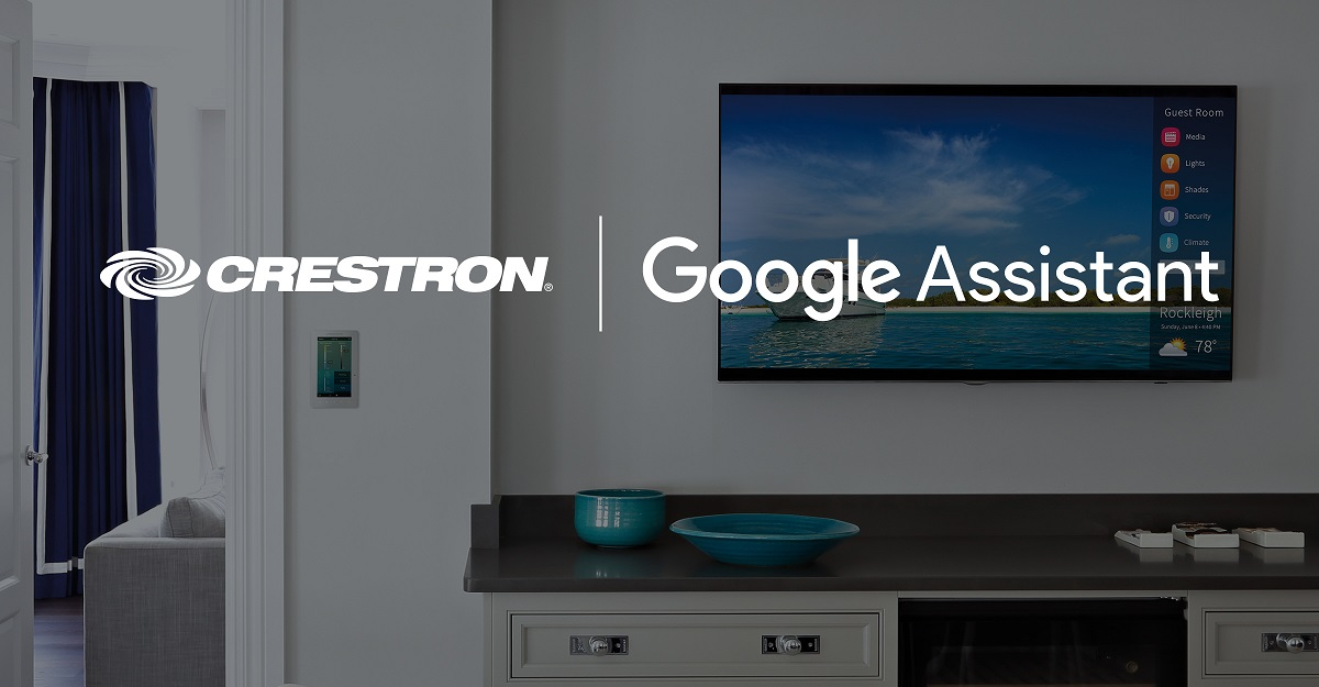 PR_2018_Google_Assistant_001_v1 Home automation systems: A guide to the smart home market in 2018