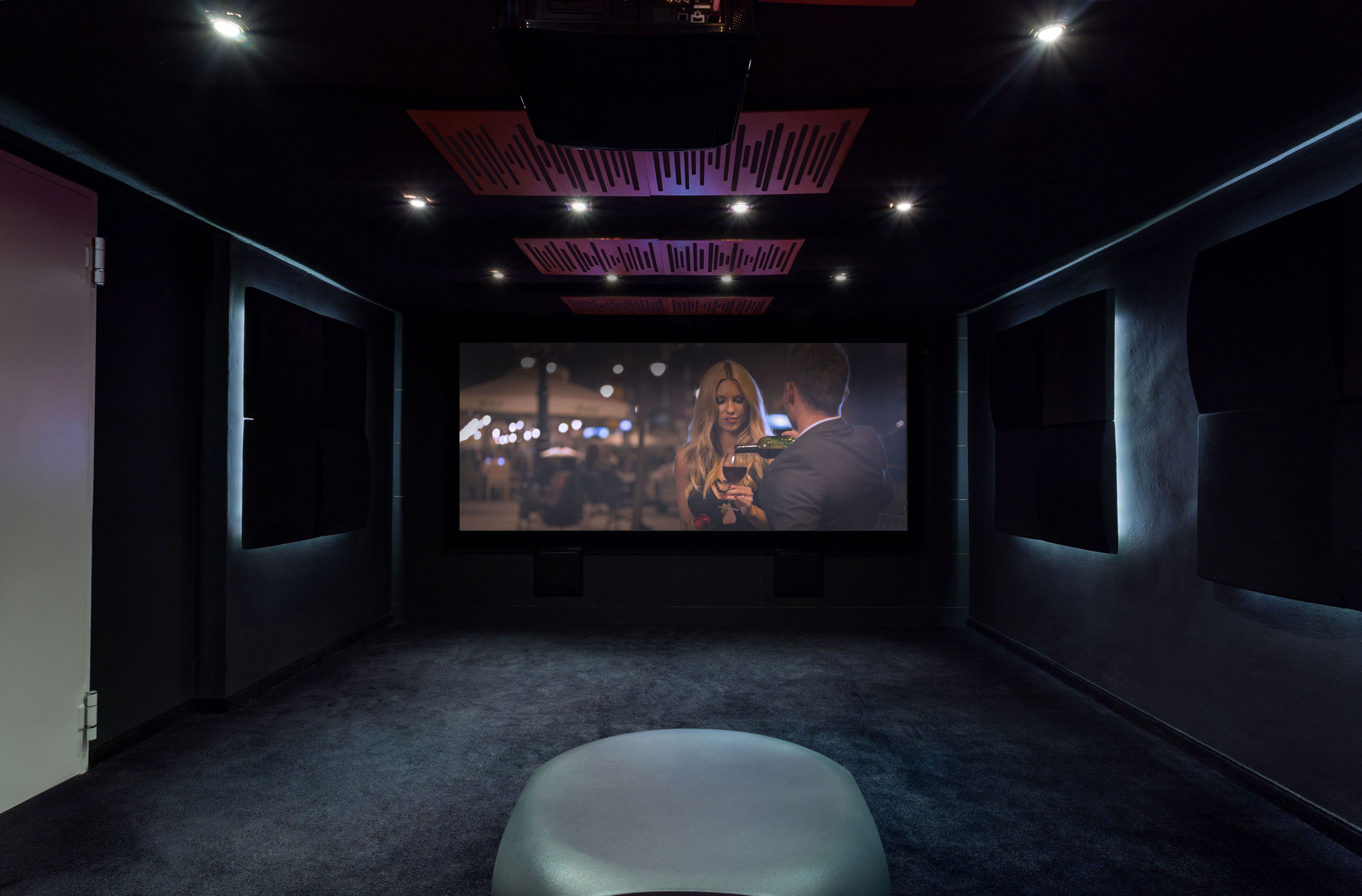 Home-Cinema AV Design & Integration Turns Living Rooms into Luxury Home Theatres