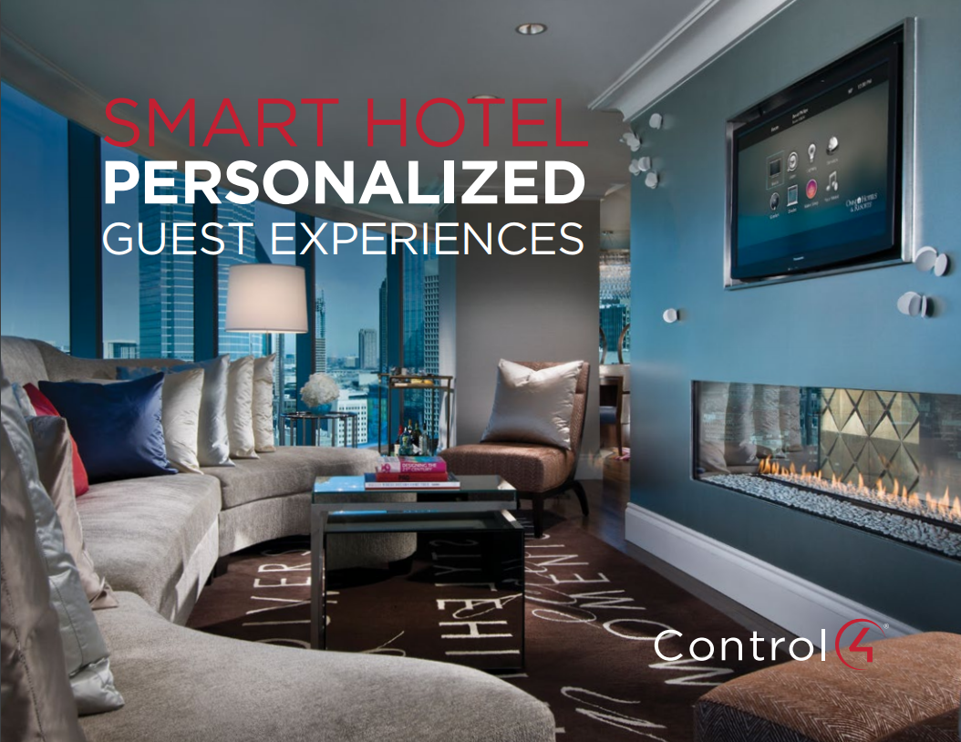 Personalised-guest-experience Control4, Latest innovations Can Transform Your Company in 2019
