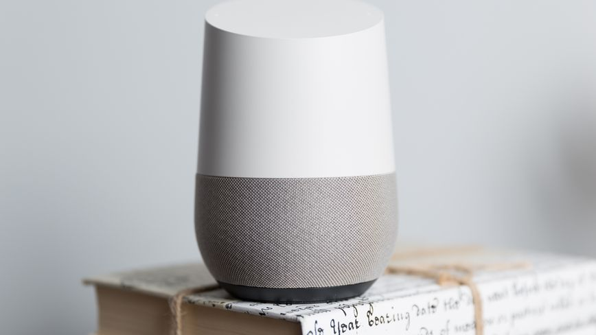 Google-Home Combining Stunning Interior Design with Innovative Smart Technology: The Easier Way to Enjoy the Best of Both Worlds