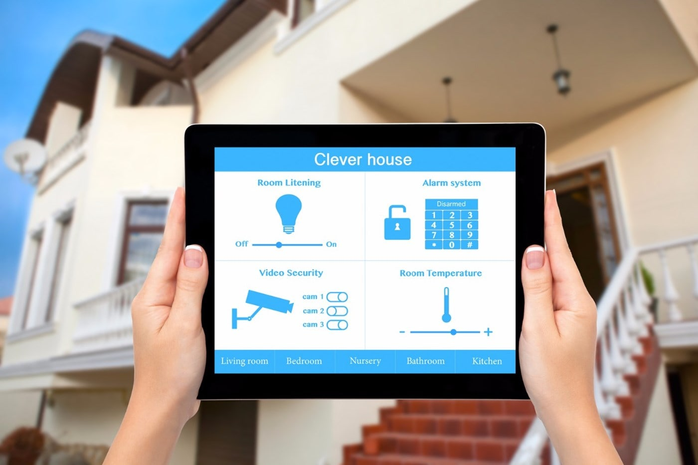 Fool-burglars Four Ways Home Automation Can Protect Your Home When You're on Holiday