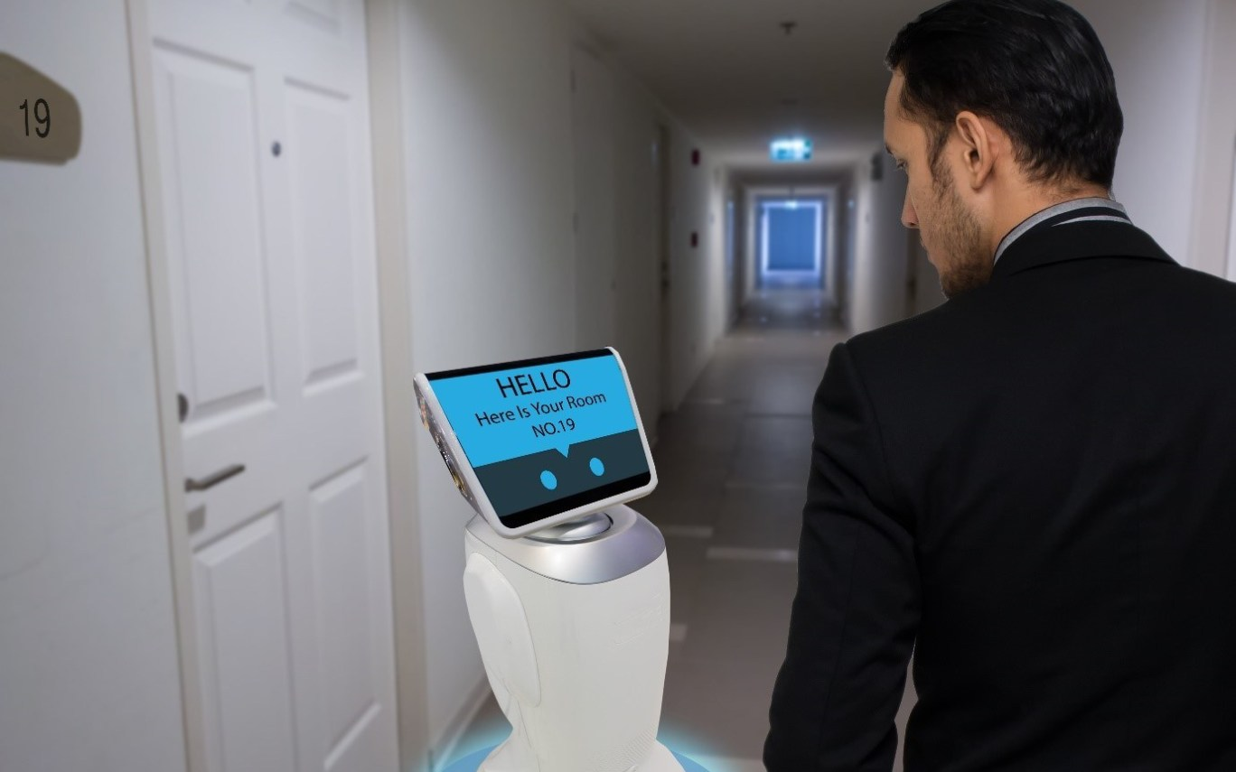 Smart-Hotel-Concierge How Control4 Can Help Your Hotel Deliver Outstanding Guest Experiences in 2021 and Beyond