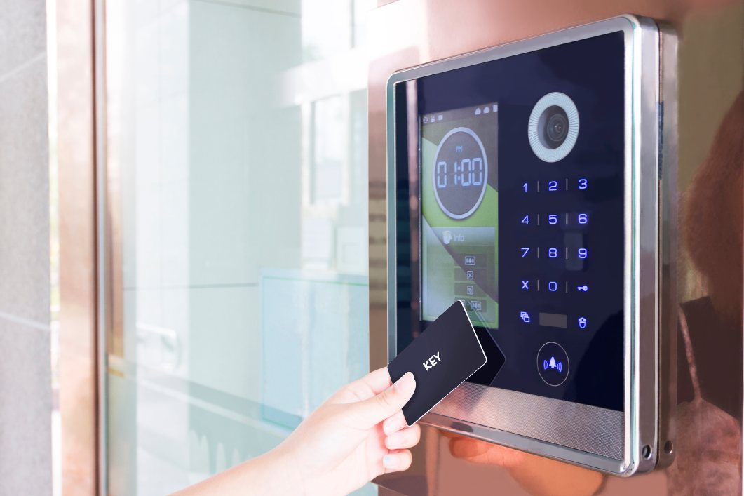 Smart-Hotel-Room-Door-Lock Five Reasons Your Hotel or B&B Should Invest in Smart Technology This Year