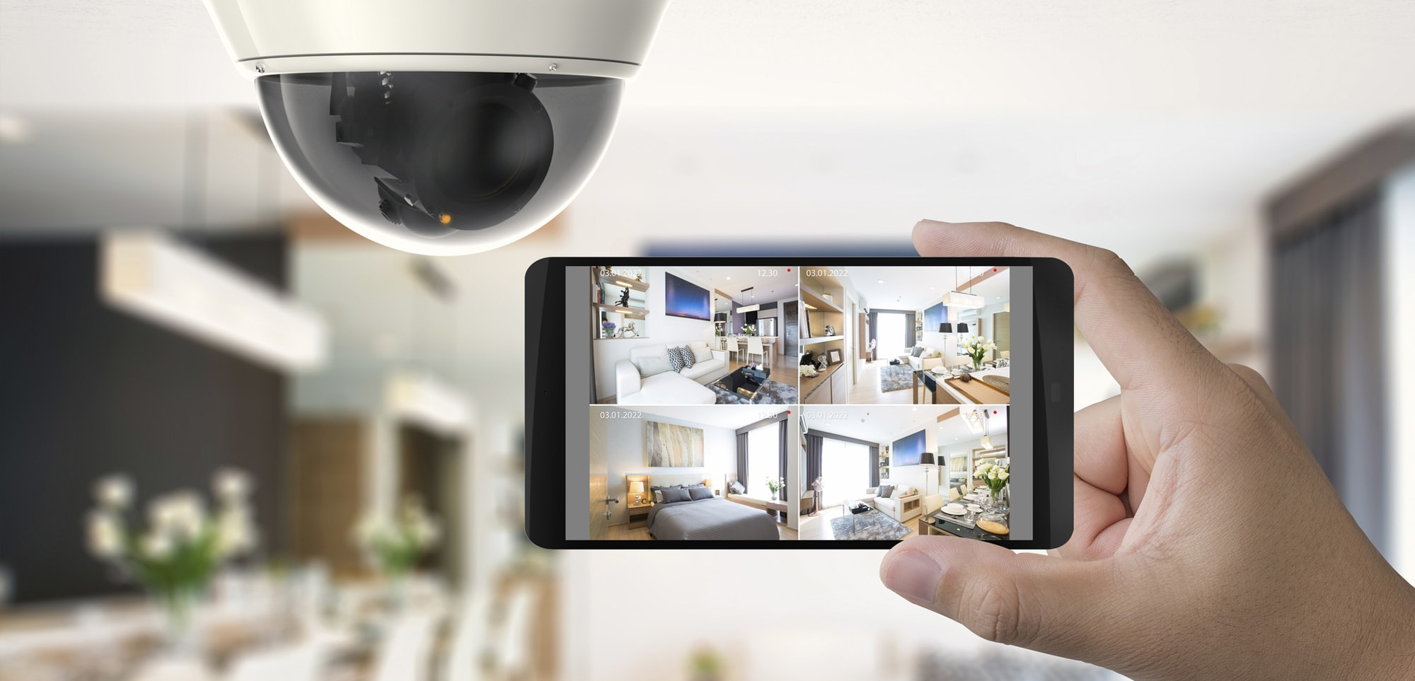 home-security How Smart Home Automation Can Help You Stay Safe and Stay Healthy This Summer