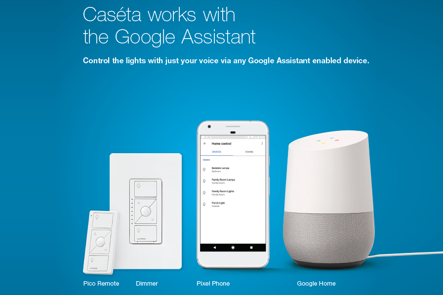 Google-Assistant How Smart Home Automation Can Help You Care for Elderly Loved ones