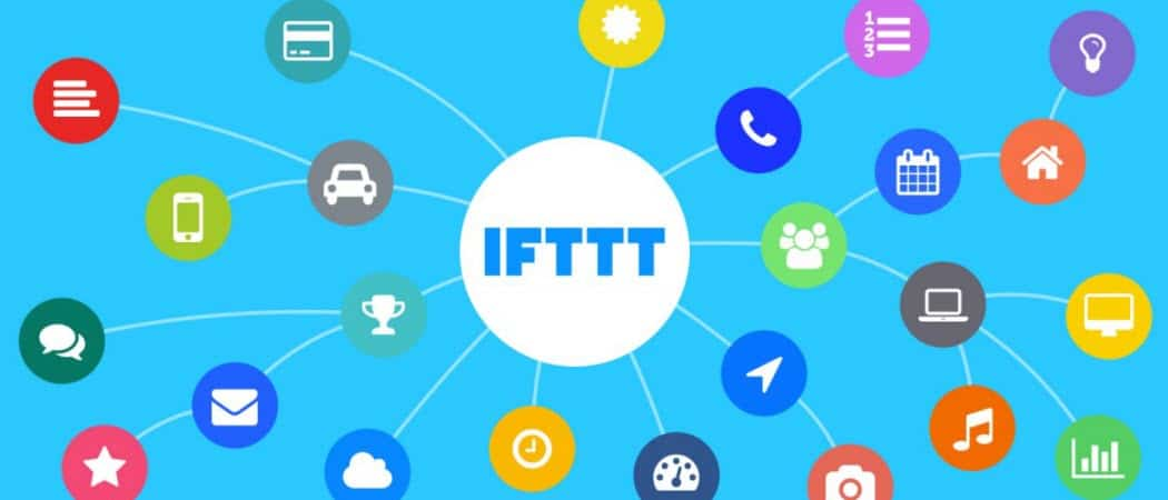 IFTTT How Smart Home Automation Can Help You Care for Elderly Loved ones