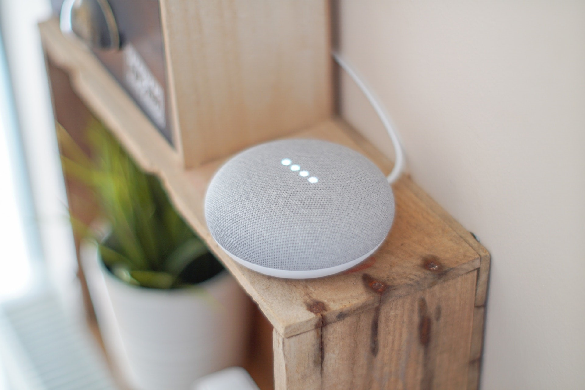 Google-Home All about Control4 and the Google Assistant