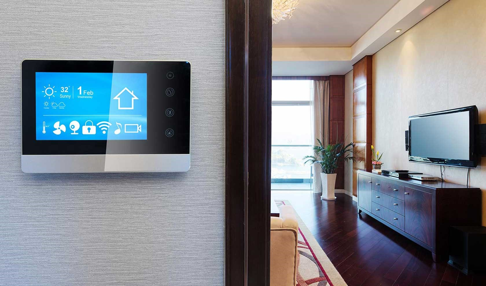 Home-Security All about Control4 and the Google Assistant