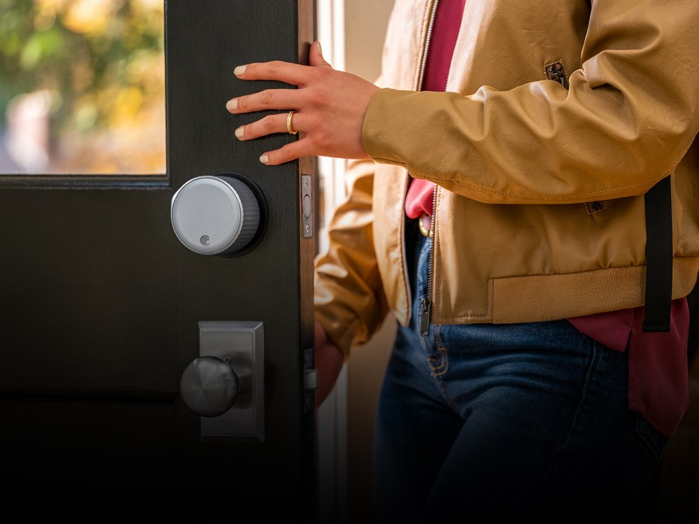 August-Wi-Fi-Smart-Lock Kick Start Your Smart Home With 2021's Must-Have Home Automation Devices