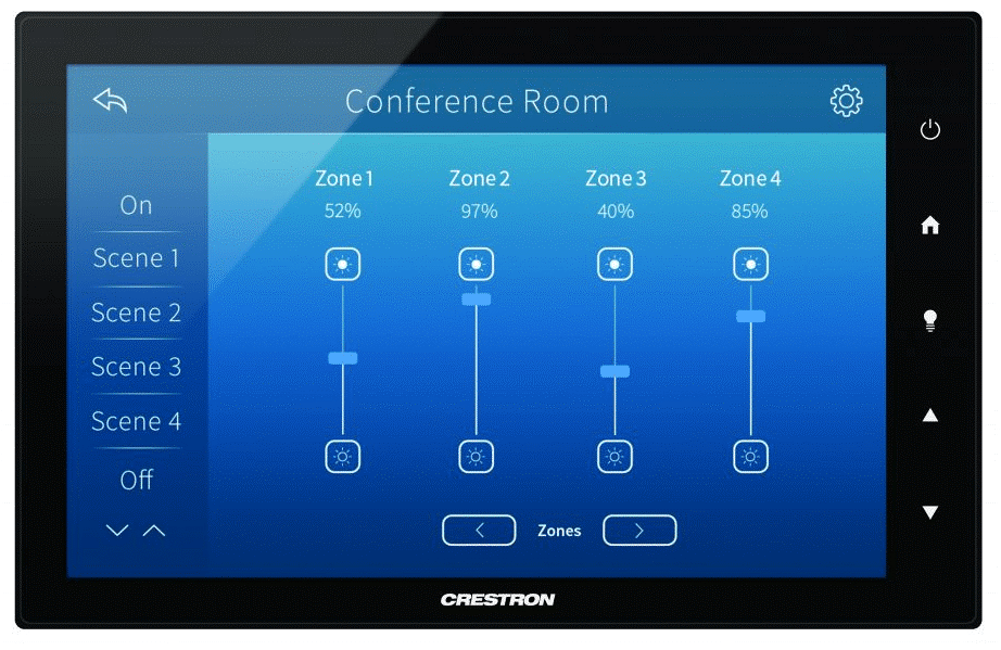 Crestron-Lighting View Your Home in a Whole New Light with our Top Picks for Smart Lighting
